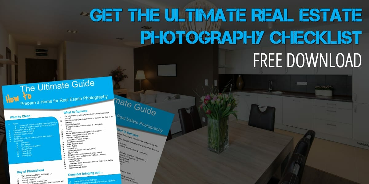 How to Prepare a Home for Real Estate Photography