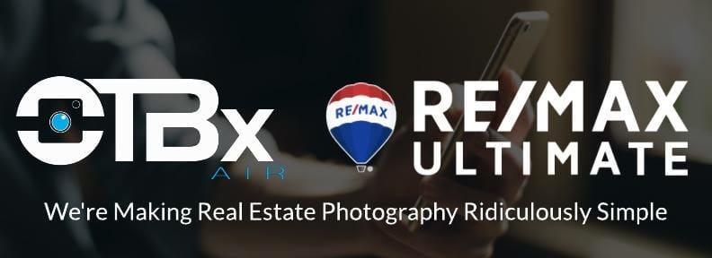 OTBx Air Remax Ultimate . Real estate headshots